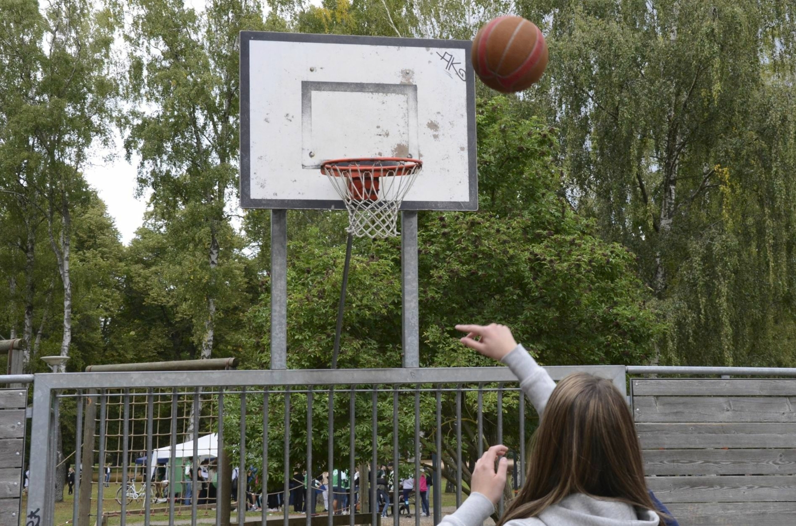 Basketgymnasiet
